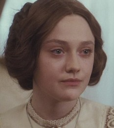"Dakota Fanning in ""Effie Gray""; Sovereign Films"